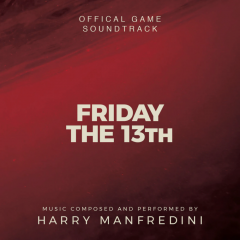 Friday The 13th - The Game Soundtrack [CD] (cover art)