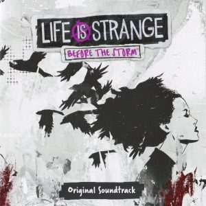 Life is Strange - Before The Storm Soundtrack (CD) [cover]