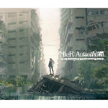 Nier – Automata Arranged and Unreleased Tracks Soundtrack [2CD]