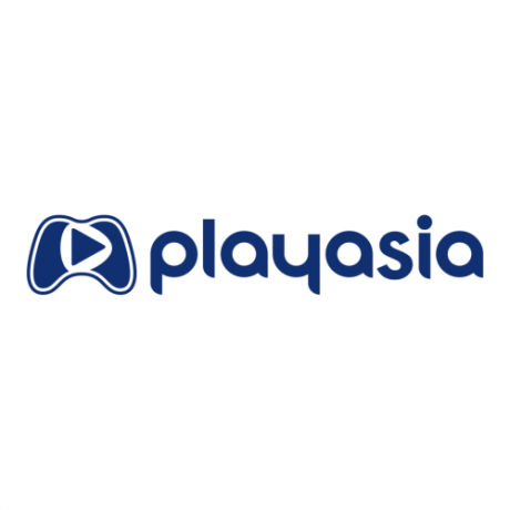 The new 2018 logo for Play-Asia