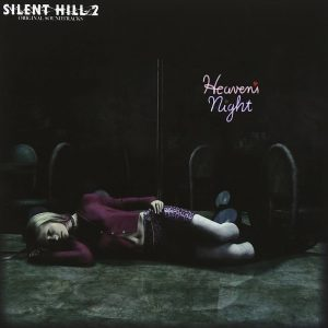 Silent Hill 2 Original Soundtrack (CD) [album cover artwork]