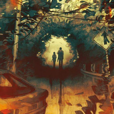 The Last Of Us Original Score – Volume One [2xLP] [art]