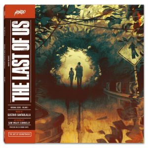 The Last Of Us Original Score - Volume One [2xLP] [cover and label] (cover art)