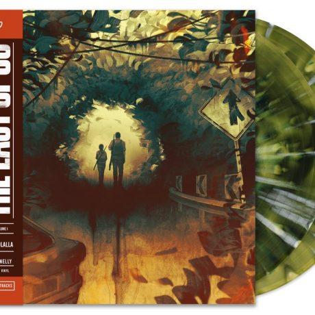 The Last Of Us Original Score – Volume One [2xLP] [cover disc]