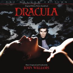 Dracula - The Deluxe Edition Soundtrack [2CD] (front cover artwork)
