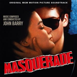 Masquerade Soundtrack [CD] (cover artwork)