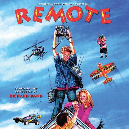 Remote Soundtrack [CD] (cover artwork)