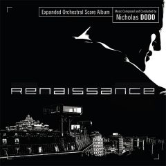 Renaissance Soundtrack (cover artwork)