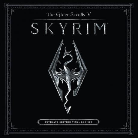 The Elder Scrolls V – Skyrim Soundtrack Ultimate Vinyl Edition [4xLP]
