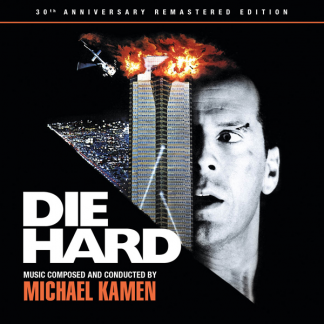 Die Hard 30th Anniversary Remastered Soundtrack [3xCD] (cover artwork)