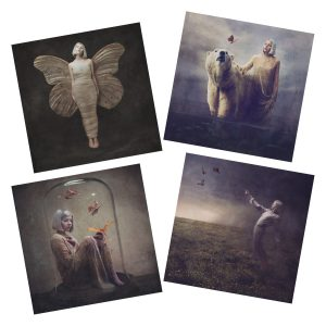 Aurora Art Prints (12 x 12) [complete set]