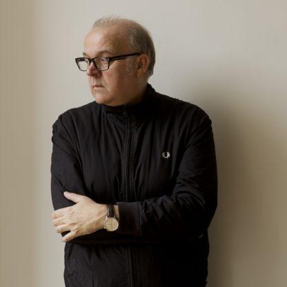 Craig Armstrong (composer, photographic portrait)