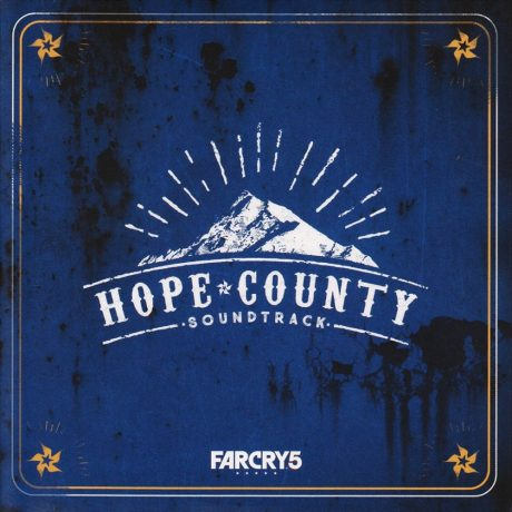 Far Cry 5 Hope County Soundtrack CD