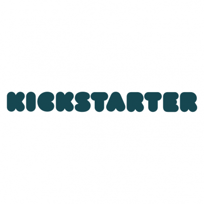 Kickstarter (official logo)