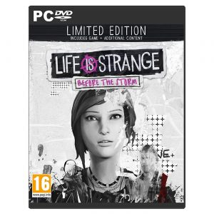 Life is Strange - Before the Storm (Limited Edition) [PC DVD-Rom] (cover art)