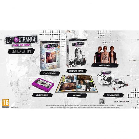 Life is Strange – Before the Storm (Limited Edition) [PC DVD-Rom] [presentation]