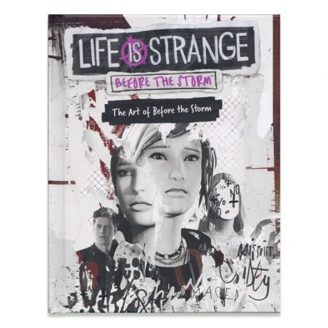 Life is Strange – Before the Storm – The Art of Before the Storm [Book]