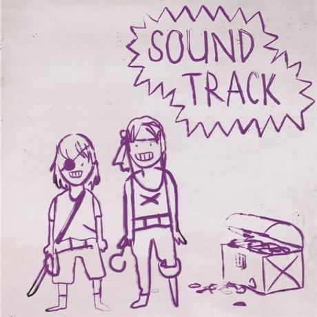 The playful original cover artwork.