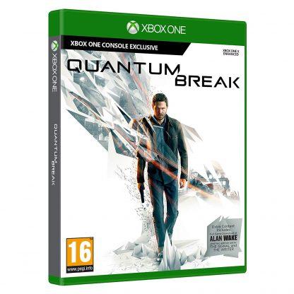 The Quantum Break (Xbox One) cover artwork