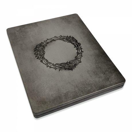The SteelBook case in all its glory. #want!