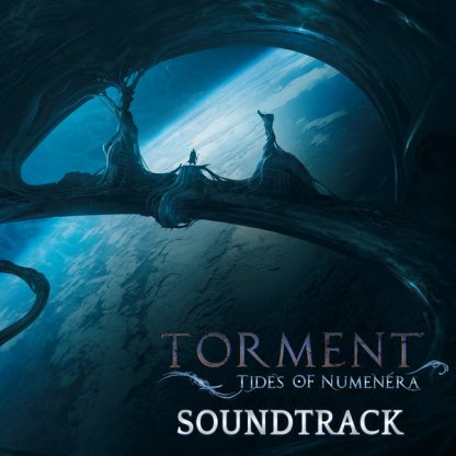 Torment - Tides of Numenera (Soundtrack CD) [cover art]