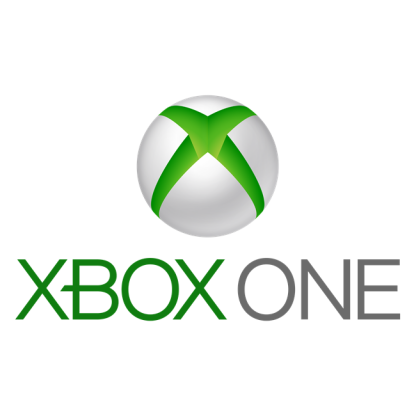The MicroSoft Xbox One logo
