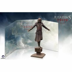 Assassin's Creed Collector's Edition Statue 14 Inches Tall (Michael Fassbender Likeness) [Gaming Merch]