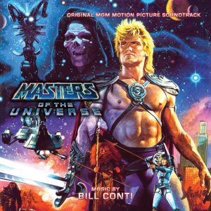 Masters of the Universe (Soundtrack) [2CD] (cover artwork)