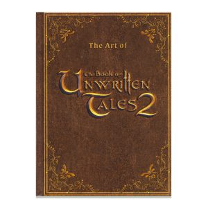 The Art of The Book of Unwritten Tales 2 [book]
