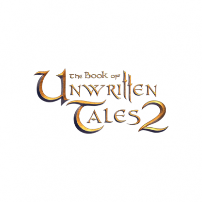 The Art of The Book of Unwritten Tales 2 (video game logo)