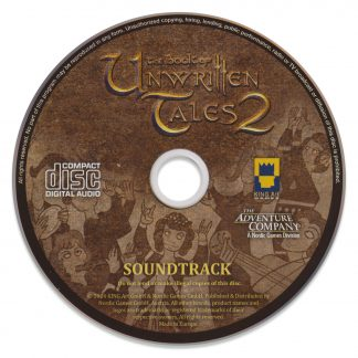 The Book of Unwritten Tales 2 Soundtrack (CD) [stand-alone]