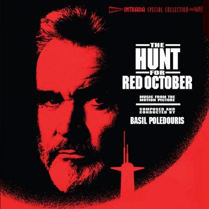 The Hunt for Red October Expanded Soundtrack CD Album Cover Artwork