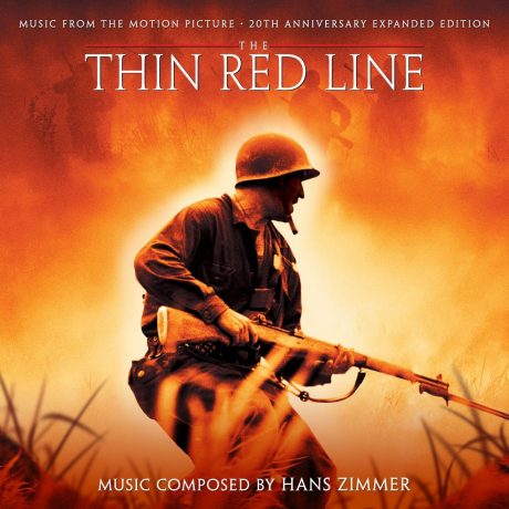 The Thin Red Line Expanded Soundtrack [4xCD] (cover artwork)