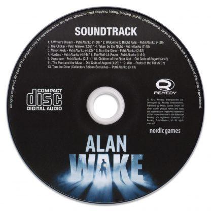 Alan Wake (Soundtrack) [stand-alone CD]