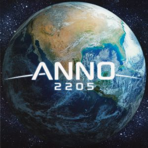 Anno 2205 (Soundtrack) [CD] (cover artwork)