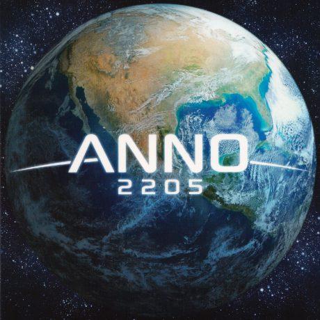 Anno 2205 (Soundtrack) [CD] (cover artwork)