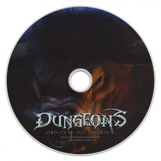 Dungeons Original Soundtrack [stand-alone CD]