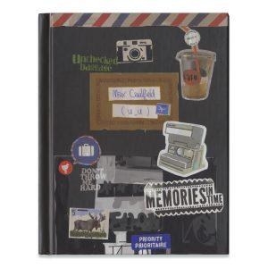 Life is Strange - Picture Book [Hardback Book] (front cover design)