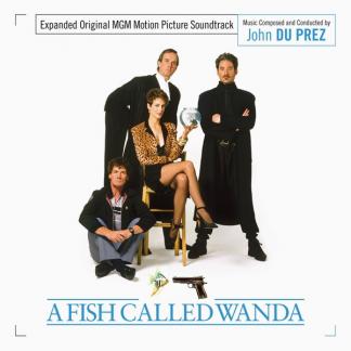 A Fish Called Wanda soundtrack cover artwork
