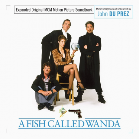 A Fish Called Wanda [Expanded] (Soundtrack) [CD] MBR-122