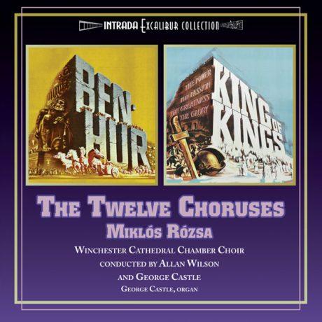 Ben-Hur and King Of Kings – The Twelve Choruses (Soundtrack) [CD] MAF 7134