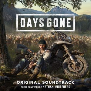 Days Gone Soundtrack CD (cover artwork)