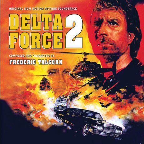 Delta Force 2 (Soundtrack) [2CD] ISC 359