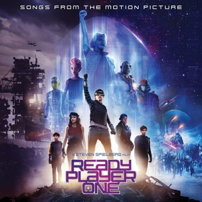 Ready Player One - Songs from the Motion Picture (cover artwork)