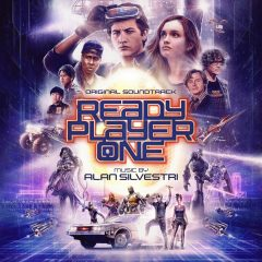 Ready Player One (Soundtrack) [CD] (cover artwork)