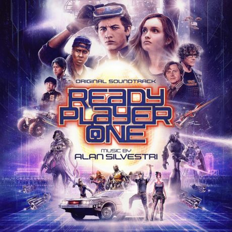 Ready Player One (Soundtrack) [CD]