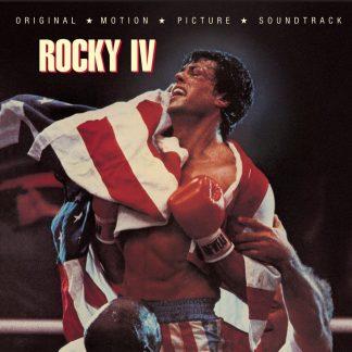 Rocky IV Soundtrack CD (cover artwork)