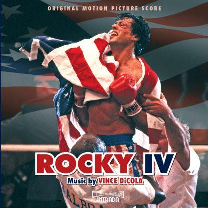 Rocky IV (Soundtrack Score) (cover artwork for release MAF 7109)
