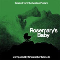 Rosemary's Baby (Soundtrack) [CD] (cover artwork)