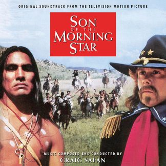 Son of the Morning Star 2x CD Soundtrack (cover artwork)